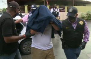 Las acciones policiales fueron en Changuinola, Guabito, Almirante y Chiriquí Grande. Foto: Mayra Madrid.