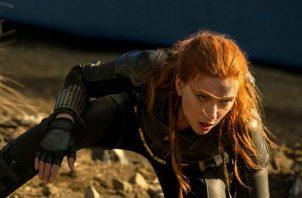 """Scarlett Johansson dice adiós a """"Viuda Negra"""" tras una década siendo una de las estrellas de Marvel. Foto: EFE / Marvel Studios"""