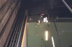 La profundidad del túnel de la Línea 3 será el doble del construido para la Línea 1 del metro. Archivo