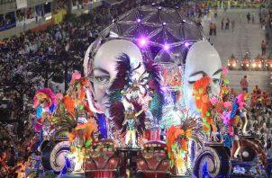 Río de Janeiro tendrá carnavales en el 2022. Foto: Archivo