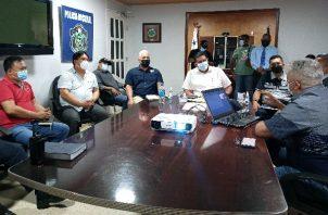 Se tiene programada una nueva reunión con integrantes de la Asociación China de Panamá Oeste, para plantear esta y otras estrategias contra el delito. Foto: Eric Montenegro