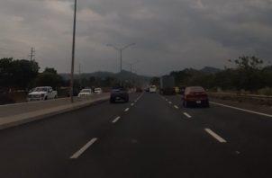 Estos proyectos viales representaría una alternativa al uso de la carretera Panamericana para los conductores que viajan al interior. Archivo