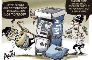 Trazo del Día-Caricatura.