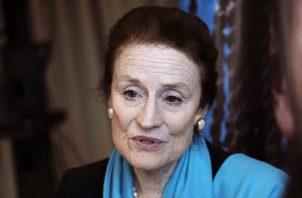 En la imagen, la directora ejecutiva de Unicef, Henrietta Fore. Foto: EFE