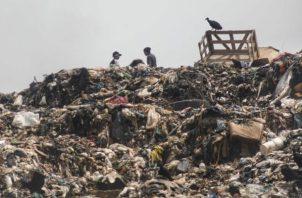 Se confirmó la mala compactación de los desechos y el peligro para las personas presentes como recicladores.