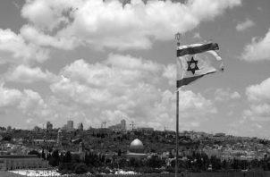 Vista general de la Ciudad Vieja de Jerusalén. Foto: EFE