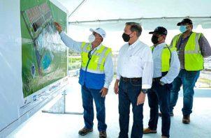 Empresa Gallup Panamá realiza medición del mes de julio. Foto: Cortesía Presidencia