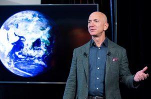 El fundador de Amazon, Jeff Bezos. EFE