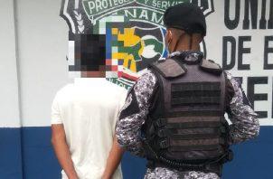 La Policía Nacional sigue combatiendo la delincuencia en el país. Foto: Cortesía Policía Nacional