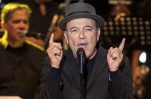 Rubén Blades. Archivo