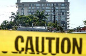 Ya son 93 los cadáveres identificados tras derrumbe del Champlain Towers South. Foto: EFE