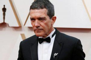 El actor español Antonio Banderas. EFE/David Swanson/Archivo