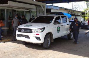 La Policía Nacional inició la investigación de este caso con los familiares del menor. Foto: Diómedes Sánchez