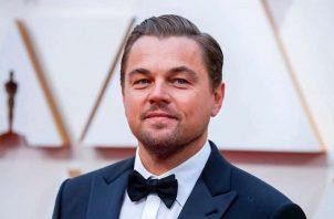 Se subastó un ejemplar de 'El Gran Gatsby' firmado por Leonardo DiCaprio y Robert Redford. Foto: EFE / EPA / DAVID SWANSON / Archivo