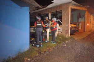 Orlando González Sánchez se convierte en la víctima número 64 por causa de la violencia que azota a la provincia de Colón. Foto: Diomedes Sánchez