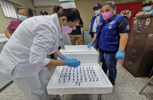 El operativo de barrido se efectuará entre el Minsa y la Caja de Seguro Social (CSS) en una acción que tiene como objetivo dar la mayor cobertura y efectividad en la aplicación de la vacuna contra la covid-19. Foto: José Vásquez