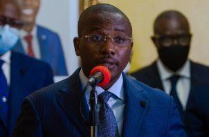 El primer ministro interino, Claude Joseph cederá el poder a Ariel Henry. Foto: EFE