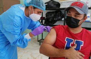 Rango de edad y barrido de vacunación discuten autoridades de Salud. Foto: Cortesía Minsa