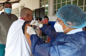 Desde el inicio de la pandemia 1,095 personas han fallecido a causa del coronavirus según cifras del departamento de Epidemiología del Minsa en la provincia de Panamá Oeste. Foto: Eric Montenegro