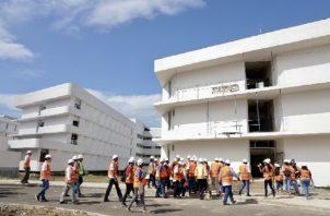 El consorcio Construcciones Hospitalarias tendrá 35 meses para entregar la Ciudad de la Salud. Foto: Archivo