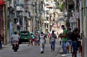 Organismo pide investigar 187 casos de presuntas desapariciones forzadas de manifestantes cubanos. EFE