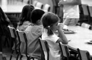 Creemos que la transformación en la cultura de la nutrición, a través de los espacios escolares y de la Educación Alimentaria y Nutricional, es posible. Foto: EFE.
