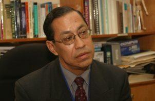 El doctor José Vicente Pachar asegura que las denuncias en su contra no tienen fundamento. Foto: Archivo
