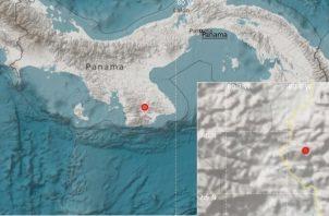 Este es el segundo sismo por encima de 6.0 grados que sacude a Panamá en menos de cinco días.