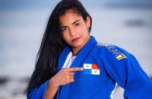 Kristine Jiménez. Foto: Cortesía