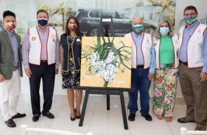La subasta se realiza con el fin de apoyar a la Fundación Obsequio de Vida J. Thomas Ford. Foto: Cortesía