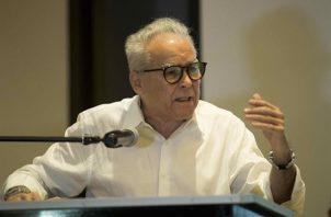Noel José Vidaurre Argüello aspirante presidencial de Nicaragua de la oposición. EFE