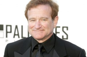 La actor estadounidense Robin Williams en 2006. EFE/Sven Hoogerhuis