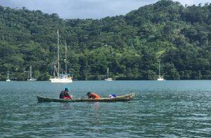 Existe otro grupo de pescadores en el lago Alajuela y Gatún, en la que se está en la fase de trámites legales para su conformación. Foto: Diomedes Sánchez