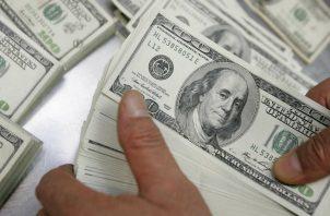 """""""Esto es un escenario de tasas que van a aumentar y de dólar que se va a valorizar"""", añadió. EFE"""