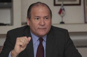 Harry Díaz, exmagistrado de la Corte Suprema de Justicia y exfiscal del caso pinchazos. Archivo