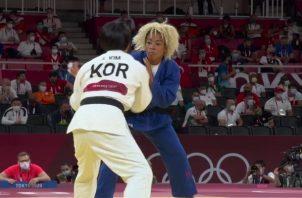 Miryam Roper disputó sus terceros Juegos Olímpicos. Foto: Cortesía Marca Claro