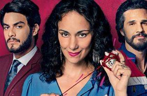 """Gabriela de la Garza protagoniza """"Amarres"""". Foto: Cortesía"""