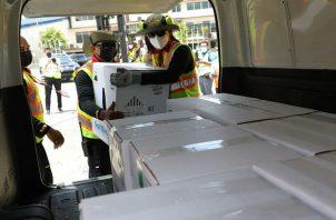 La vacunación ayudará a disminuir la circulación de nuevas variantes. Foto: Cortesía Aeropuerto Internacional de Tocumen