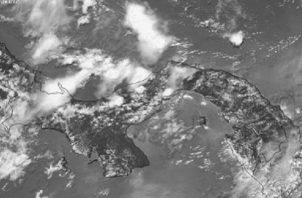 Para este miércoles se esperan lluvias en distintos puntos del país. Foto: Cortesía Sinaproc
