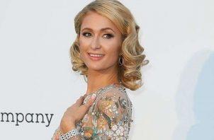 Paris Hilton. Foto: Archivo / EFE