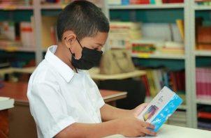 Las clases semipresenciales se imparten en zonas con baja matrícula y poca incidencia de coronavirus. Foto: Cortesía Meduca