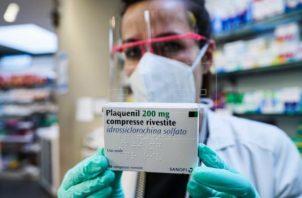 La hidroxicloroquina forma parte del kit que entrega el Minsa. Foto: EFE