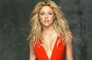 Shakira. Archivo