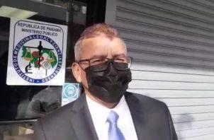 El abogado Sidney Sittón forma parte de la defensa del expresidente Ricardo Martinelli en el caso de los supuestos pinchazos telefónicos.