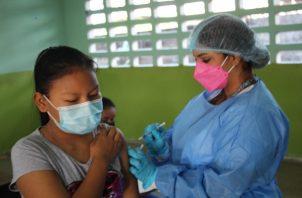 Panamá espera alcanzar la inmunidad de rebaño en el último trimestre del año. Foto: Cortesía Minsa