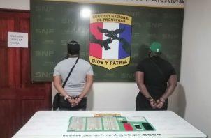 Finalizada la audiencia los implicados fueron enviados al centro penal de la provincia de Chiriquí. Foto: Mayra Madrid