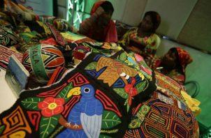 La población gunadule está llamada a defender los conocimientos tradicionales. Foto: Grupo Epasa