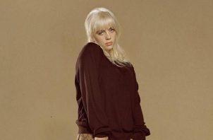 Billie Eilish. Foto: EFE /Universal Music