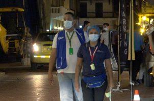 Sancionan por faltas graves a comercios reincidentes en el incumplimiento de normas sanitarias en San Felipe. Foto: Cortesía Minsa