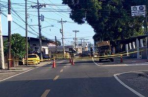 Crimen en Pacora, una persona muerta y cuatro heridos en confuso incidente. Foto: Landro Ortíz